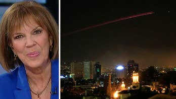 Miller: Syria strike restores 'red line' on chemical weapons