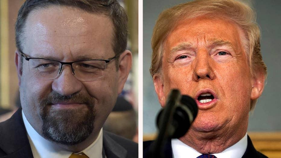 Gorka on Syria strike: US is duty-bound to respond to Assad