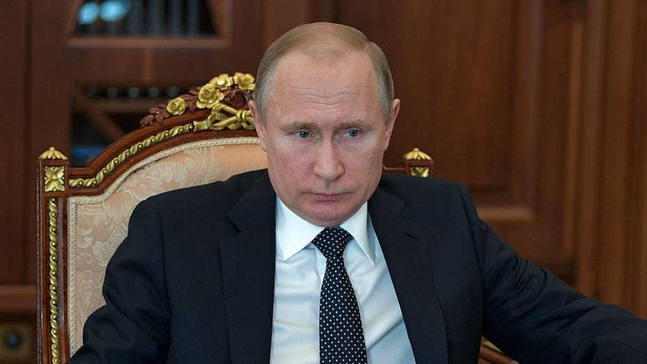 Putin: Russia condemns the attack against Syria
