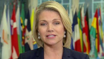 Acting under secretary for public diplomacy and public affairs at the State Department on U.S.-led strikes on Assad regime.