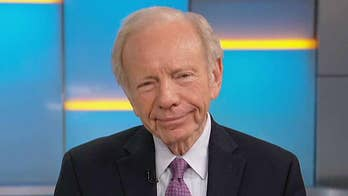 President Trump defends using the phrase 'mission accomplished' on Twitter; former Connecticut senator Joe Lieberman shares his perspective on 'Fox & Friends.'