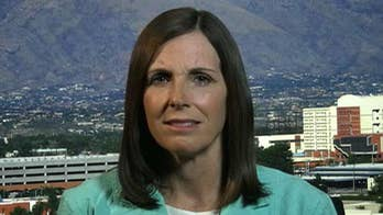Will the United States have a long-term role in Syria? Congresswoman Martha McSally weighs in on 'America's News HQ.'