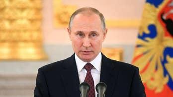 British U.N. Ambassador Karen Pierce says Moscow is 'breaking international law.'
