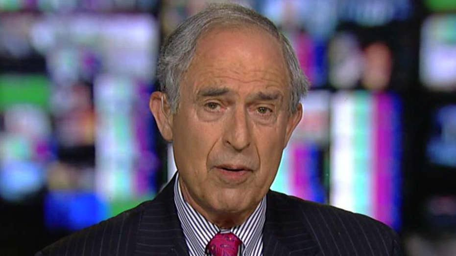 Lanny Davis on his criticism of James Comey