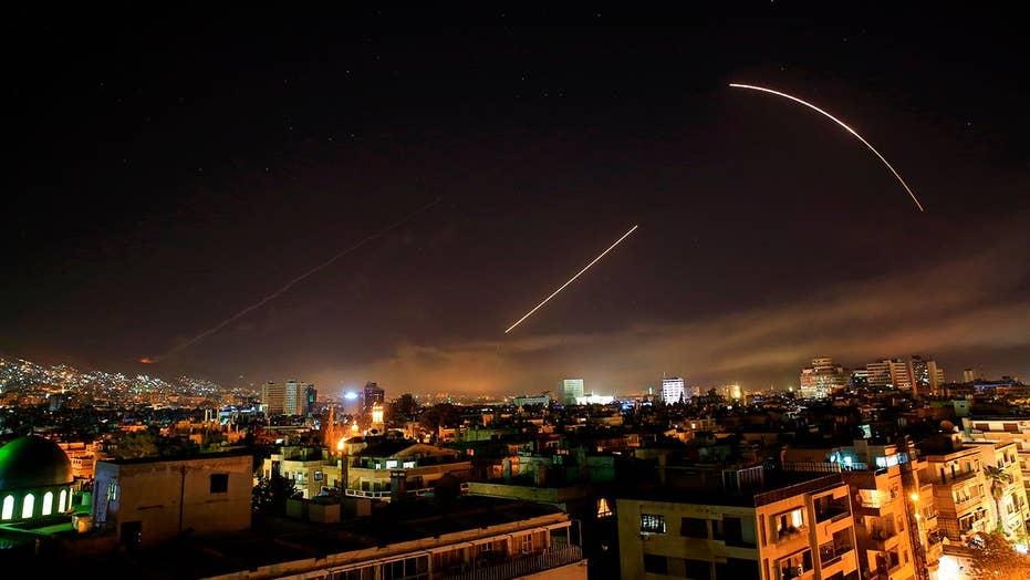 Mixed media verdict on Syria bombing