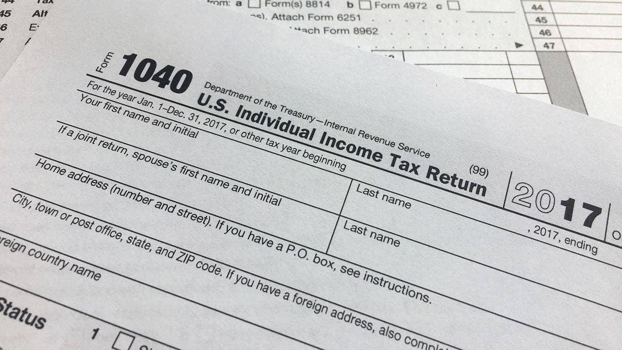 Trump files extension for 2017 tax return | WGMD