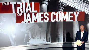 Legal experts go head-to-head on 'The Next Revolution' to put former FBI director James Comey on trial.