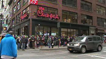 Fast food chain slammed for Christian values. CBN host David Brody gives his take.