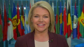 U.S. warns more airstrikes on Syria are possible. On 'America's Newsroom,' State Department spokeswoman says the U.S. has seen a series of Russian lies at the United Nations.