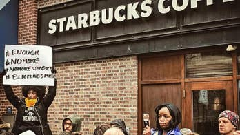 A Philadelphia Starbucks is under fire after the arrest of two black men who they allege were trespassing. The men apparently asked to use the bathroom but were detained because they hadn't bought anything and they refused to leave.