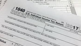 In 2019 the effects of President Trump's tax law will be more apparent; Peter Doocy reports from Washington.