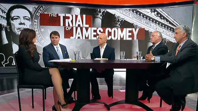 The Trial of James Comey: 'The Dossier'