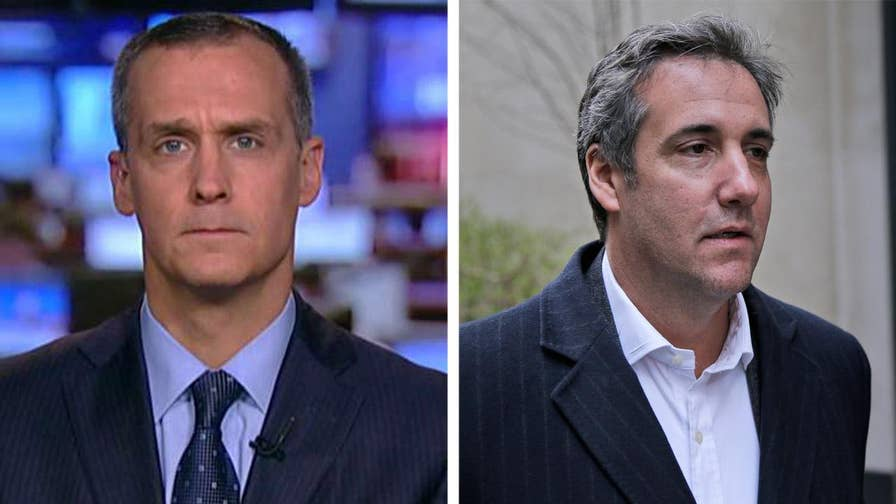 Former Trump campaign manager and author of 'Let Trump Be Trump' tells 'The Story' that President Trump's personal attorney is a problem-solver.