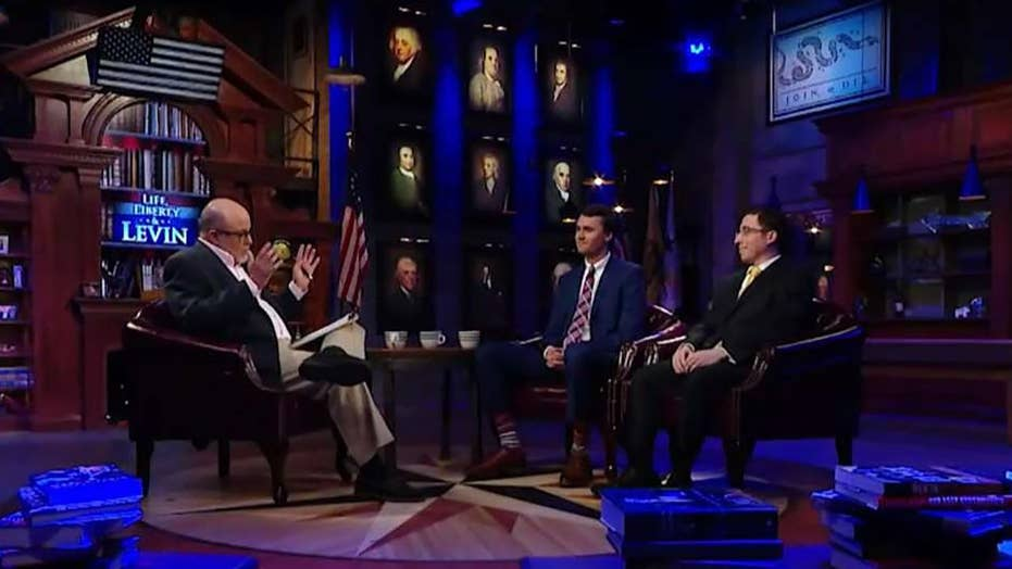 Young conservatives discuss the state of American politics