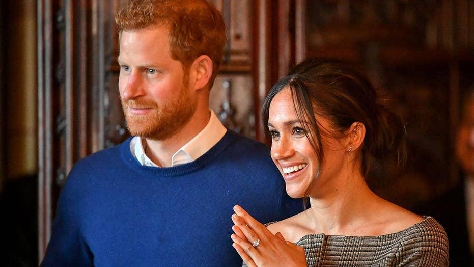 Wedding of Prince Harry, Meghan Markle set to break ground
