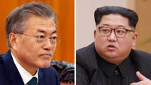 Seoul and Pyongyang have officially remained at war since the 1953 Korean Armistice Agreement; chief White House correspondent John Roberts reports from West Palm Beach, Florida.