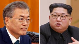 South Korea's government said late Sunday that it had halted propaganda broadcasts along the border with North Korea ahead of this week's much-anticipated summit between the two nations' leaders.