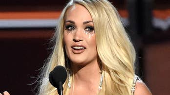 Fans react to Carrie Underwood's 'new' face at ACM Awards