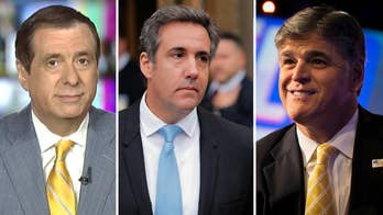 'MediaBuzz' host Howard Kurtz weighs in on the mainstream media reaction to Sean Hannity being linked to Donald Trump's personal lawyer Michael Cohen.