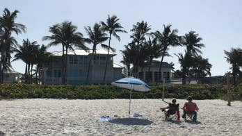 Battle over beach access in Florida heats up