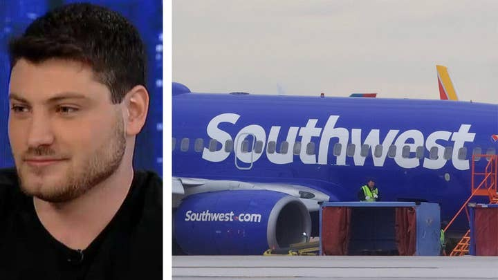 Southwest passenger recounts ordeal after engine explodes