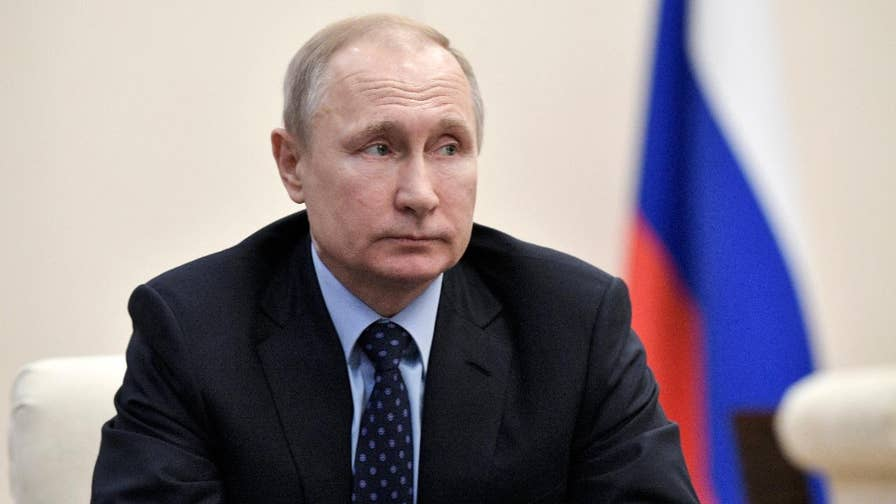 Former FBI special agent says Russia is looking to disrupt operations of the U.S. government.