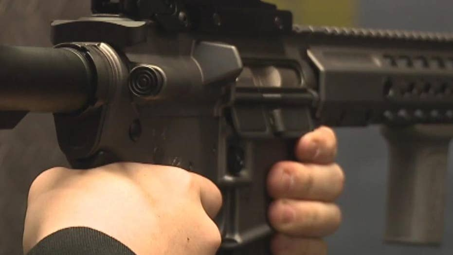Church backs couple's plan to buy back guns, melt them down