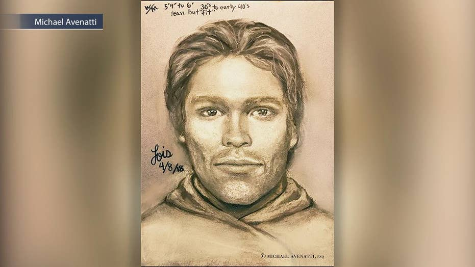 Stormy Daniels reveals sketch of man she says threatened her
