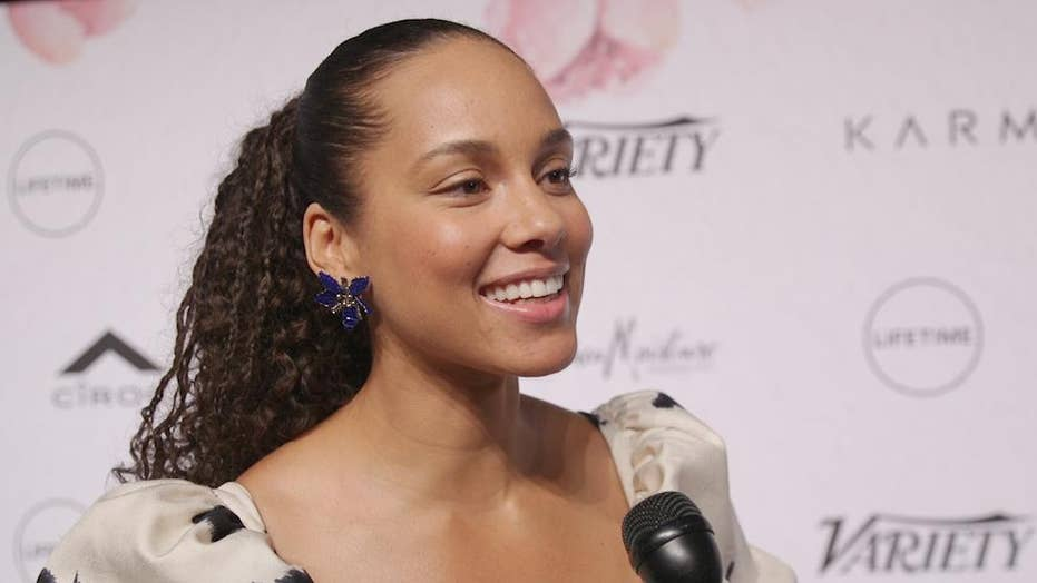 Alicia Keys dishes on #MeToo movement and Kelly Clarkson