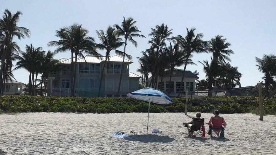 Battle over beach access in Florida heats up