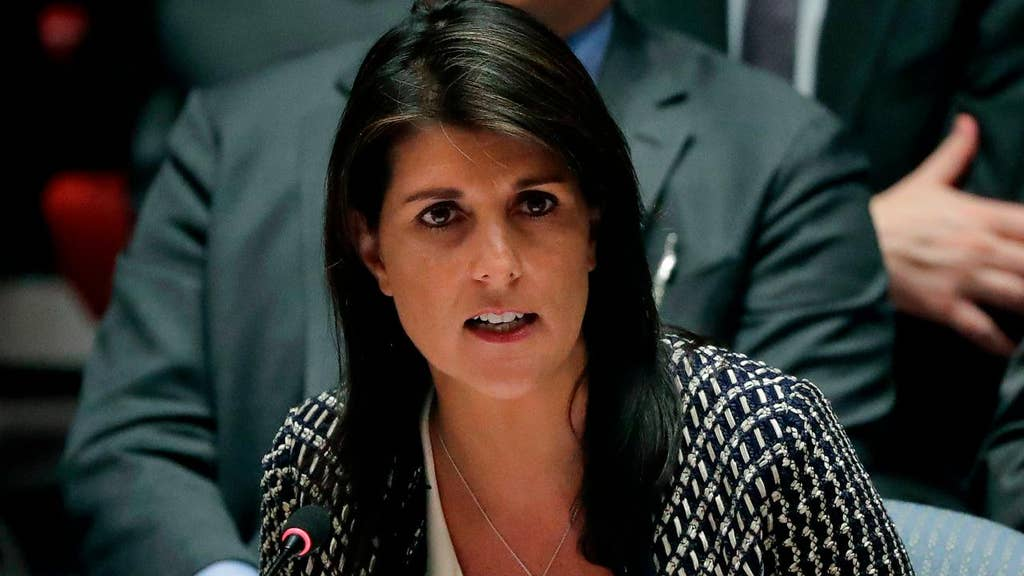 Nikki Haley accused of prepping White House bid via personal Twitter account
