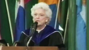Speechwriter Edward McNally reflects on the iconic Wellesley commencement speech.