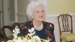Anita McBride, former assistant to President G.W. Bush and former chief of staff to first lady Laura Bush, joins 'The Daily Briefing' to commemorate the late first lady Barbara Bush.