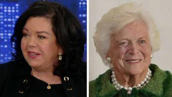 U.K. Ambassador to the United Nations Karen Pierce joins 'The Story' to express her sorrow over the death of Barbara Bush and share her personal experience with the late Bush matriarch.