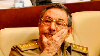 A big day in Cuba's history as Raul Castro ends his 10-years in power and the closing the 60-year Castro reign in Cuba; Steve Harrigan has the latest updates from Havana, Cuba.