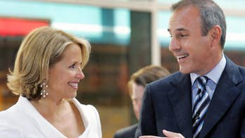Katie Couric says she's having a hard time separating 'truth from fiction' in Matt Lauer allegations