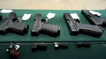 Experts expected gun sales to slow down with a gun-friendly administration in the White House.