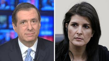 'MediaBuzz' host Howard Kurtz weighs in on how the Trump administration handles foreign policy talking points after it blamed US Ambassador to the UN Nikki Haley for incorrectly saying the US will increase sanctions on Russia.