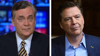 Constitutional law attorney Jonathan Turley reacts to James Comey's book tour on 'The Story with Martha MacCallum.'