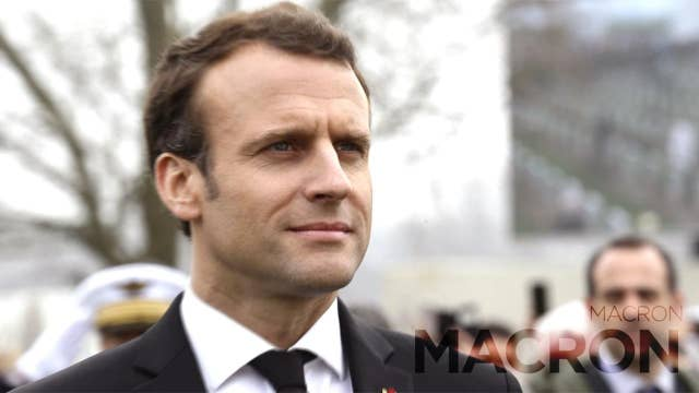 Fox News Sunday EXCLUSIVE: French President Macron: April 22