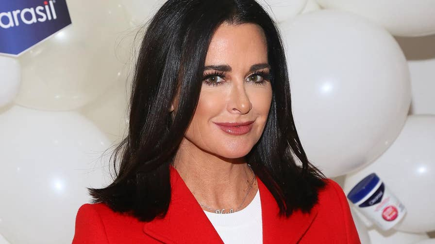 'Real Housewives of Beverly Hills star Kyle Richards opens up about the pressure to look good and what it's like to age on camera.