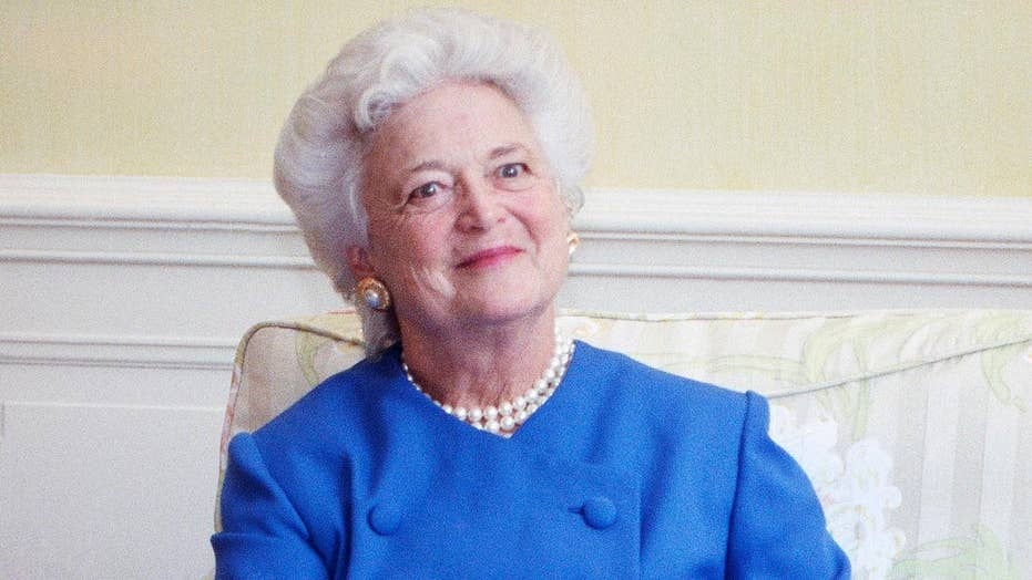 Rove, Gingrich, Baier and Hume pay tribute to Barbara Bush
