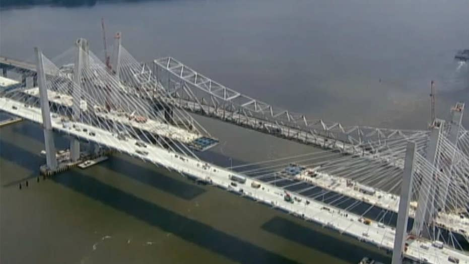 Old Tappan Zee Bridge to be used to make artificial reefs