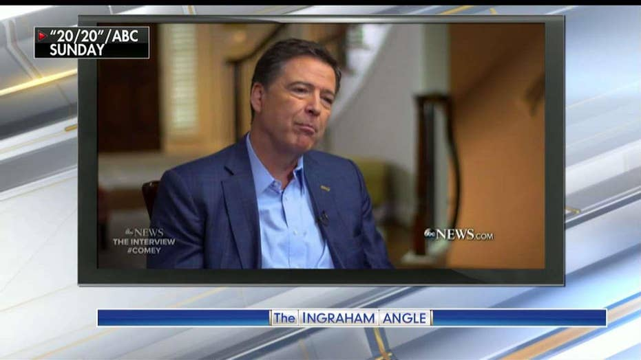 Strassel: Questions the Mainstream Media Won't Dare to Ask Comey