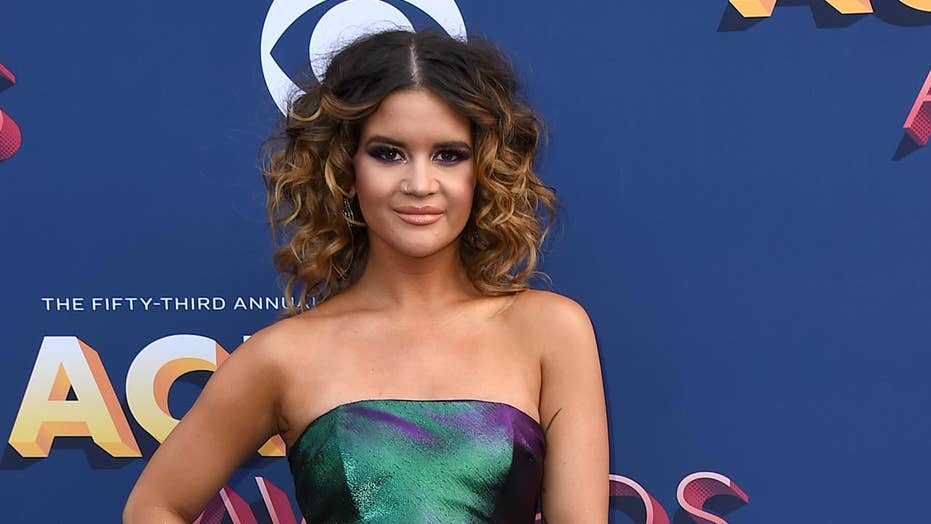 Maren Morris talks country crossovers, marriage to Ryan Hurd