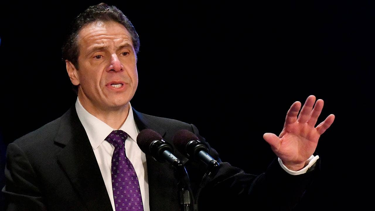 Andrew Cuomo claims he's 'undocumented,' challenges officials to deport him  | Fox News