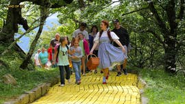 "While there's no place like home, ""Wizard of Oz"" fans can travel along the yellow brick road to visit the magical city for six days only this summer."