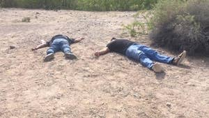 The Border Patrol's El Paso sector has started a new initiative designed to show immigrants that crossing illegally could cost them their life