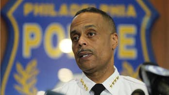 Philadelphia's police commissioner is apologizing to two black men who were arrested at a Starbucks over the language he used in a previous statement.