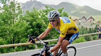 Cyclist settles federal lawsuit after admitting to using steroids and other performance enhancing drugs.